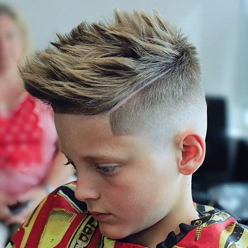 35 Cool Haircuts For Boys (2019 Guide) | Boy hairstyles ...