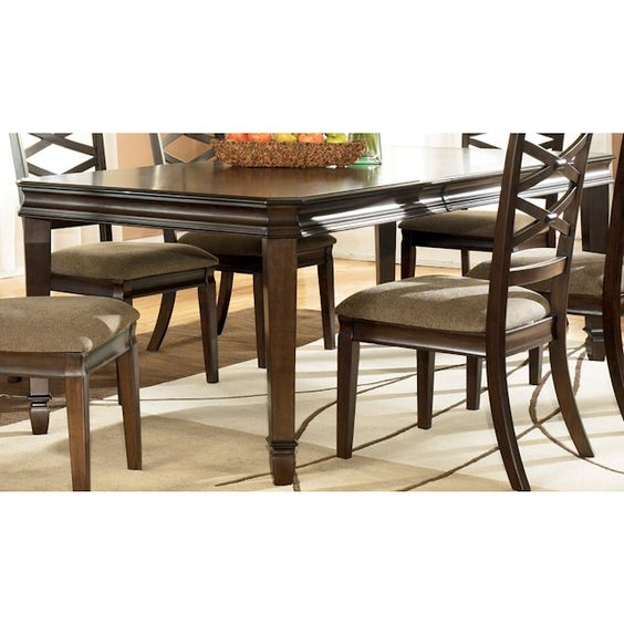 Hayley Dining Room Set: Hayley Dining Room Table - Bernie And Phyls