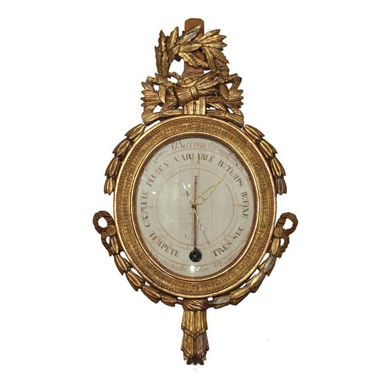 The French Tangerine: ~ beguiling barometers: