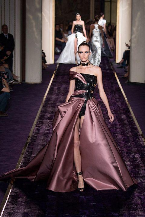 Suzy Menkes Atelier Versace