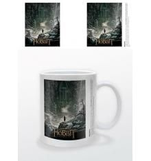TAZA EL HOBBIT DESOLATION OF SMAUG