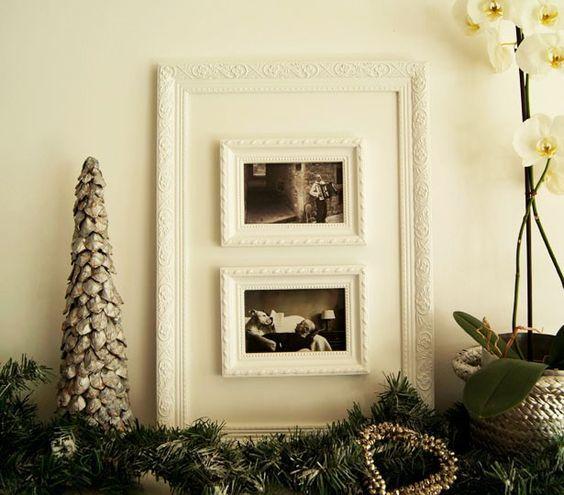 http://www.giftomino.com/ikili-cerceve Beyaz çerçeve içerisine iki adet sevdiğiniz resmi koyarak evinizin en güzel köşesine asabilir veya bir sevdiğinize hediye edebilirsiniz.