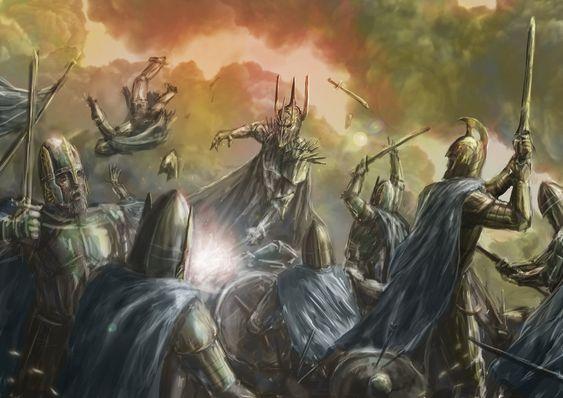 Ilustraciones e Historia de ESDLA y demas libros de Tolkien [Nueva Actualizacion 1º pagina] - Página 18 - Off Topic - Foro Meristation
