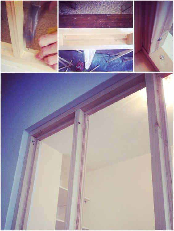 Tes atelier and bricolage on pinterest - Comment fabriquer une verriere ...