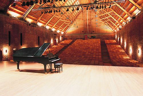 Snape Maltings | Concert Hall | by Jeremy Young