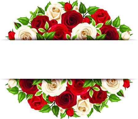 Beautiful Roses Art Background Vector Rose Art Art Background Flower Background Wallpaper