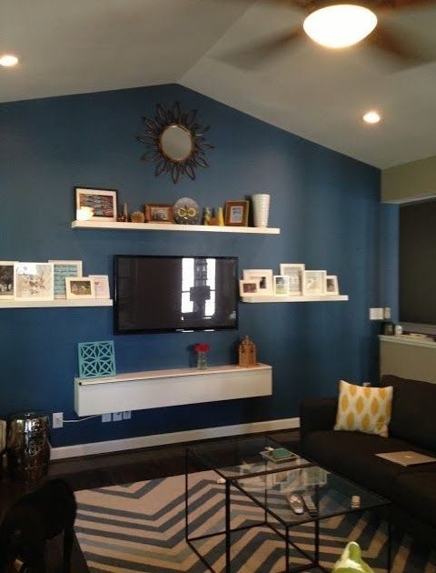 Image Result For How To Decorate A Wall With Pictures And A Decorating Around A Tv Console Decorating A Big Wall Decor Wall Decor Living Room Large Wall Decor