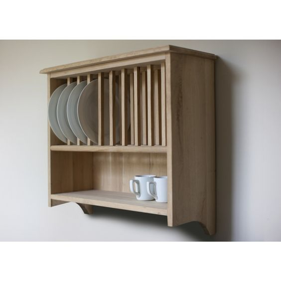 Kitchen Cabinets Plate Rack: Plate Racks For Kitchen Cabinets