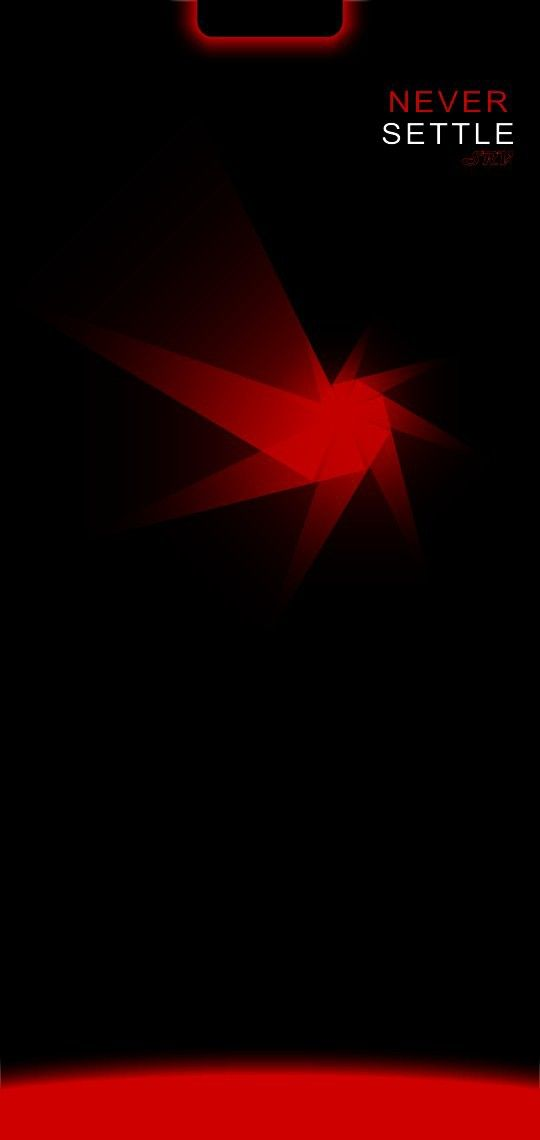 Neon Red And Black Style And Notch For1080x2280 Wallpaper Red Wallpaper Wallpaper Samsung Wallpaper