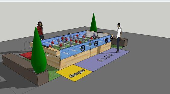 Parking Day Concept 1 - Foos