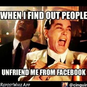 3875850c90f77d2a964b85c0d4b80c5c top rated notification did you know you can be alerted if your friends unfriend block,Get Blocked Meme