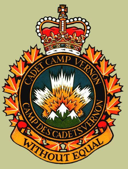 Vernon Army Cadet Summer Training Centre
