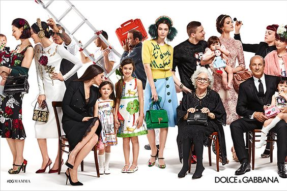 dolce and gabbana winter 2016 child advertising campaign 01