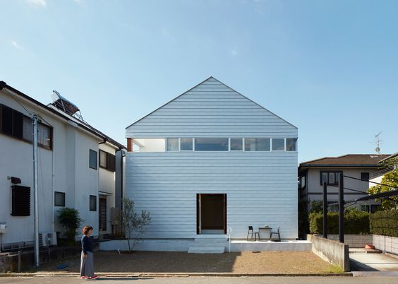 Koizumi Sekkei Designs House In Japan With Basketball Court At Its Centre House Design Indoor Basketball Court Japanese House