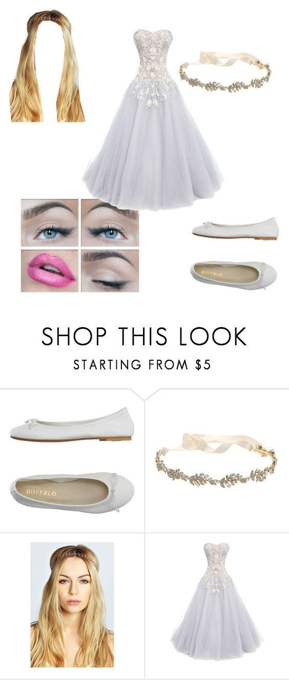 """""""The Hippie and the Burnout"""" by oreo-demon ❤ liked on Polyvore featuring DIENNEG, Marchesa and Boohoo"""