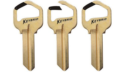 why aren't ALL keys this way? :