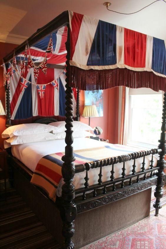England-Liebe im Zetter Townhouse Hotel im Trendviertel Clerkenwell in London