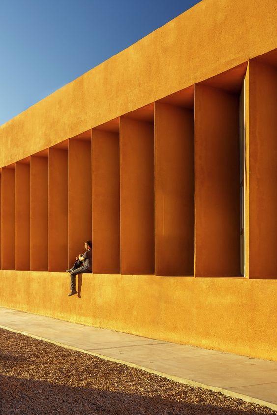 As 20 melhores fotografias de arquitetura selecionadas para o Arcaid Awards 2015,Fotógrafo: Doublespace (Amanda Large & Younes Bounhar) / Arquiteto: Regroupement d'Architectes El Kabbaj