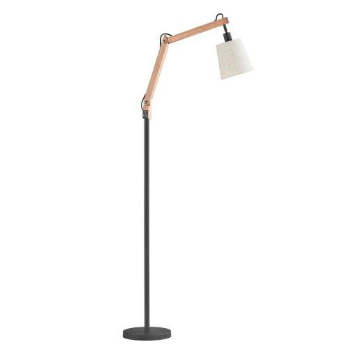 Moderne Staanlamp Vloerlamp Glas Staande Lamp Goud Kleur