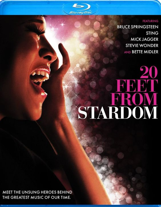 20 Feet from Stardom (2013) ($15.78) http://www.amazon.com/exec/obidos/ASIN/B00E1LRCY6/hpb2-20/ASIN/B00E1LRCY6 Ever listen to the Rolling Stones Gimme Shelter and wonder about that incredible backup singer. - The music is fantastic and the story is incredible. - Once 20 Feet from Stardom began, I realized that hey, I know these other voices too!