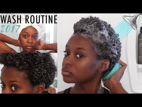 A Realistic Night Time Routine For My 4c Natural Hair More