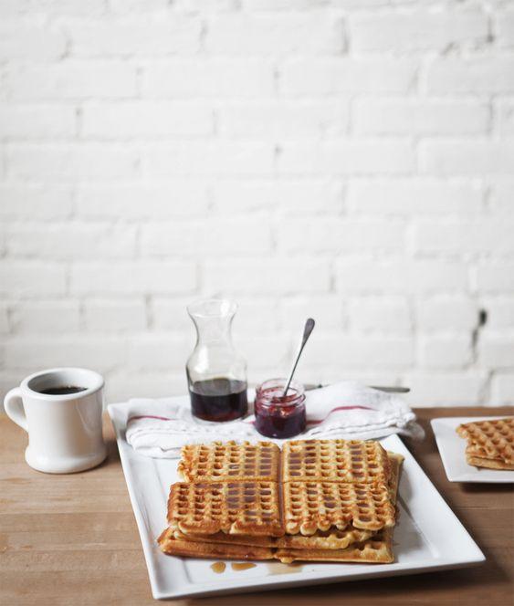 | FIM DE SEMANA | é dia de waffles