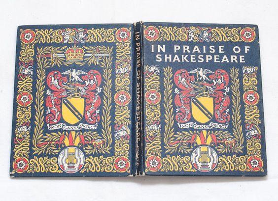 Waldo Clarke In Praise of Shakespeare An by CollectableMrJones