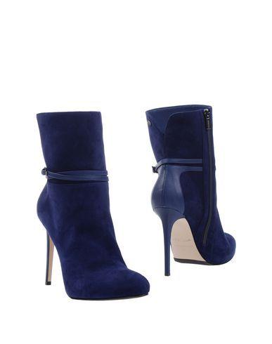 LE SILLA Women's Ankle boots Blue 9 US