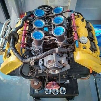 Spoon C series v6 engine