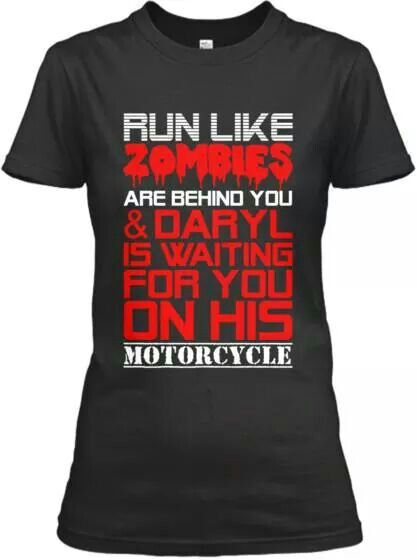 I'm running!!