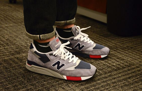 New Balance 998 Sneakers Made in USA