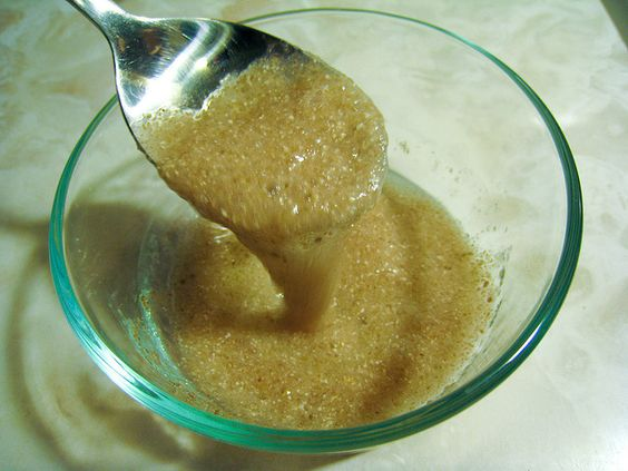 Chia Seed Egg Replacer by Veganbaking.net