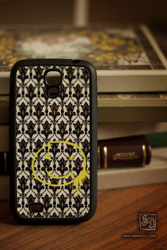 221B wallpaper case / SHERLOCK HOLMES FeerieDoll