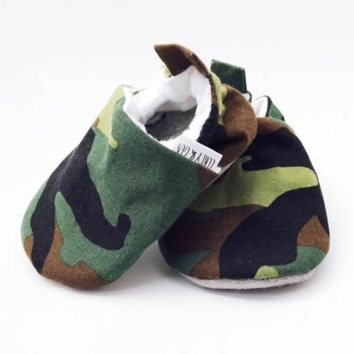 Buy Now Camouflage Baby Shoes Baby Boy