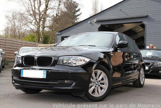 OCCASION BMW SERIE 1 (E87) (2) 120DA 177 CONFORT 5P
