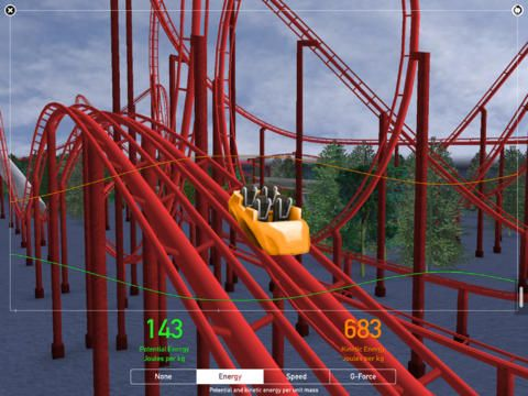 Force and motion roller coaster essay