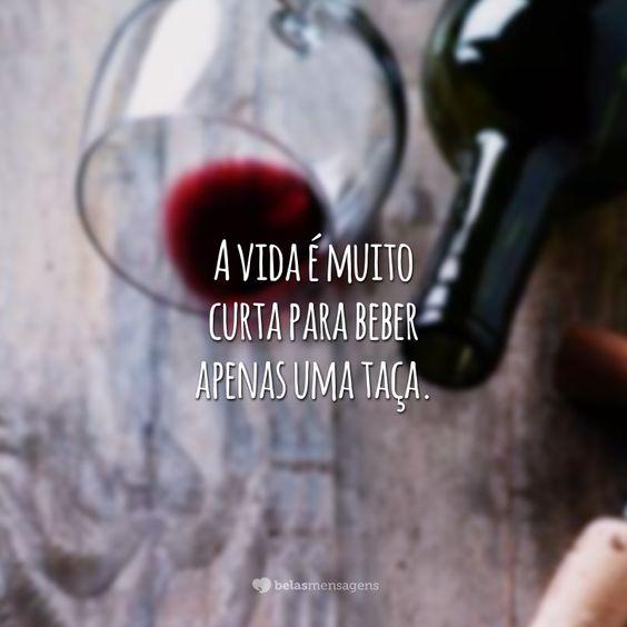 100 frases de vinho para quem não abre mão de uma boa taça