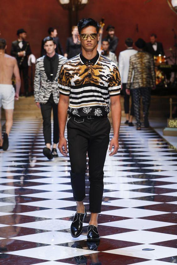 Dolce & Gabbana - Spring/Summer 2017 - Milano Moda Uomo