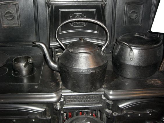 cooking during the middle of the victorian era