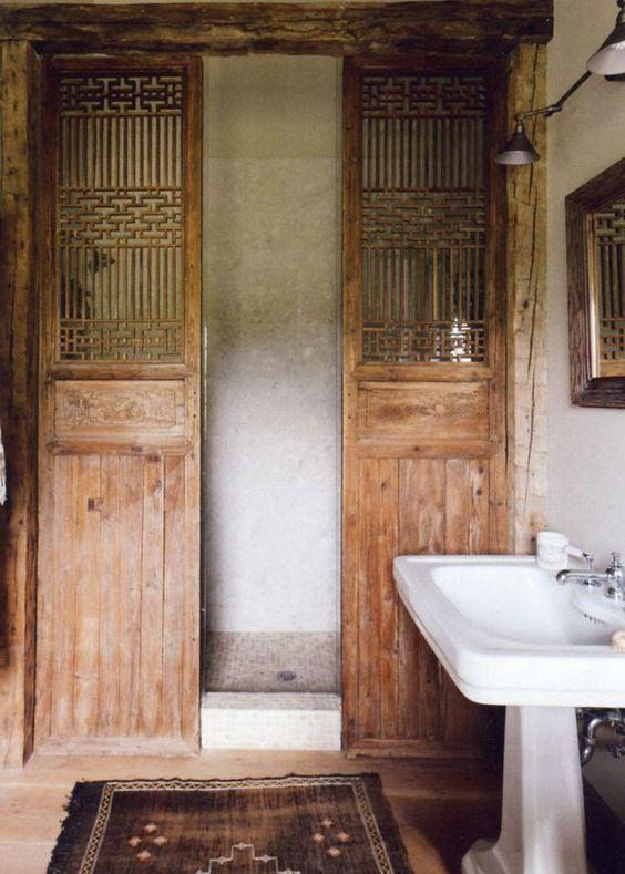 Salle de bain quelle d co pour une douche italienne for Une belle salle de bain