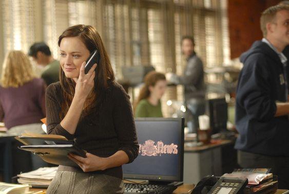 Gilmore Girls: Alexis Bledel dá pistas sobre a vida adulta de Rory