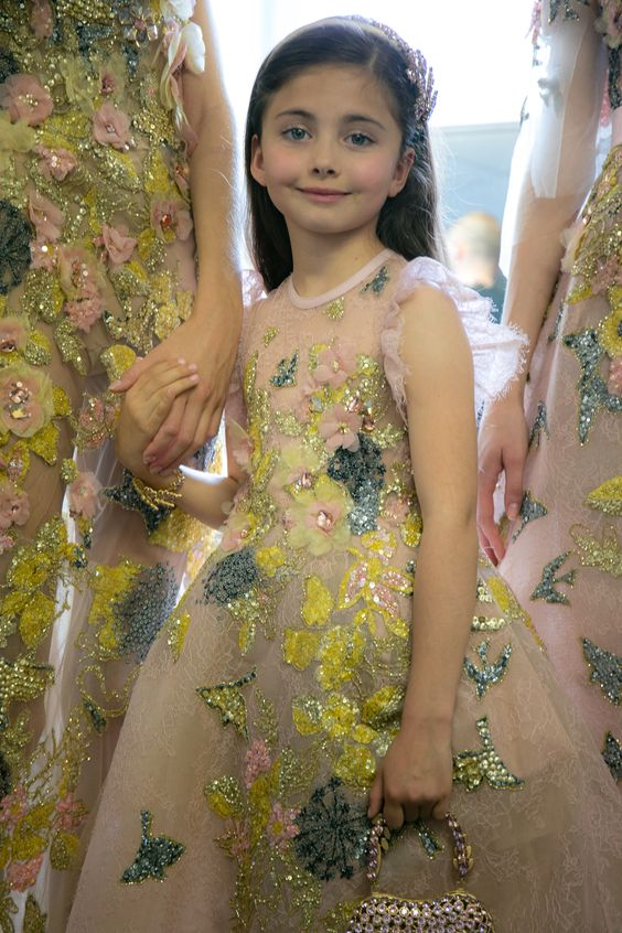 ELIE SAAB Backstage | Haute Couture Autumn Winter 2016-17