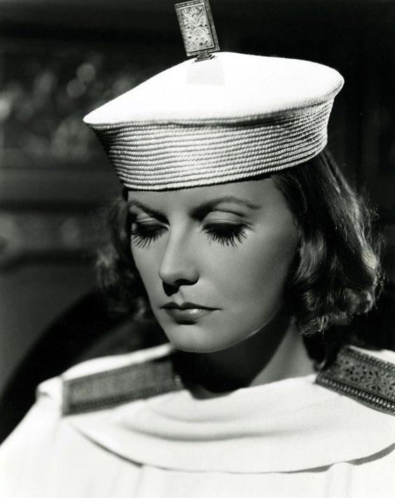 Greta Garbo by Clarence Sinclair