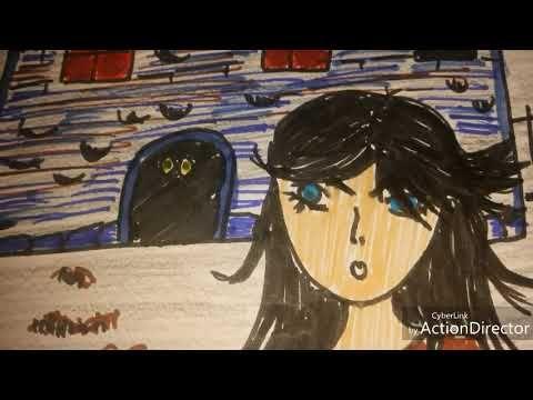 رسمت الفتاة و البيت المهجور Youtube Enjoyment