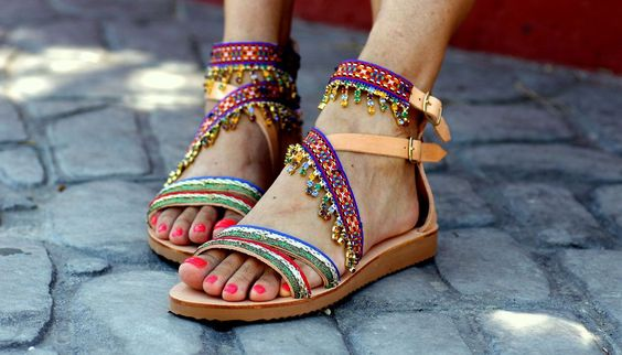 Home :: SHOES :: SANDALS :: SS2016 :: Sandal Sansa
