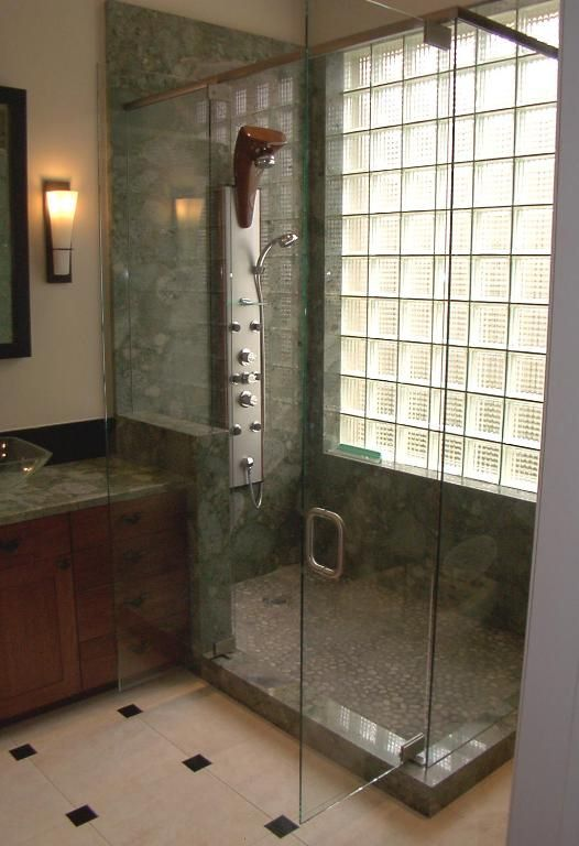 Statuette of Tiled Shower Stalls, Create Distinctive and Stylish Shower Zone
