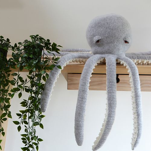 Large Amigurumi Octopus Octopus Crochet Pattern Crochet Octopus Crochet Patterns