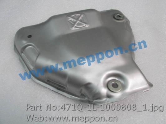 471q 1l 1000808 exhaust heat shield