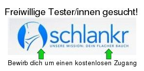 Freiwillige Tester/innen gesucht, die schlankr.de einmal kostenlos ausprobieren möchten. Jetzt hier bewerben …http://schlankr-erfahrungen.weilburg-online.de/schlankr-de-test-testpersonen-gesucht/ … #diaet