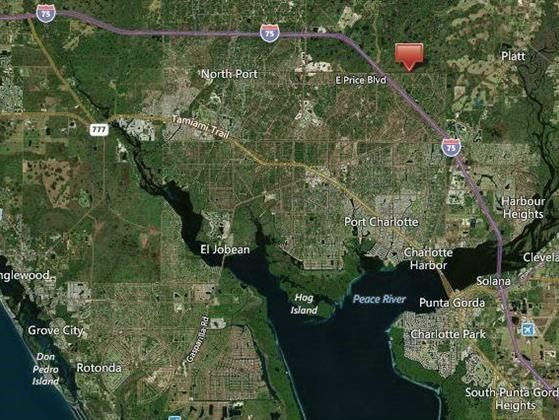 Private Location In East North Port North Port Flood Zone Investing In Land